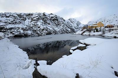 Photograph - Lofoten, Nordland 4 by Dubi Roman