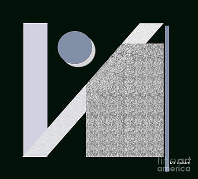 Digital Art - Logo by Iris Gelbart