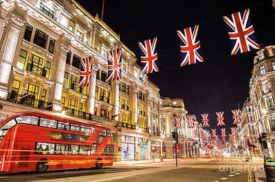 Photograph - London England  by Mariusz Czajkowski