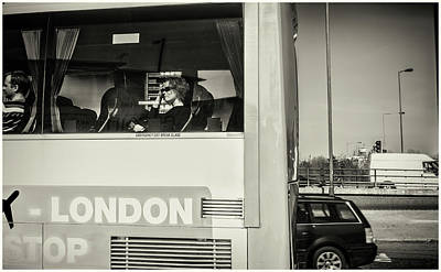 Photograph - London by Stewart Marsden