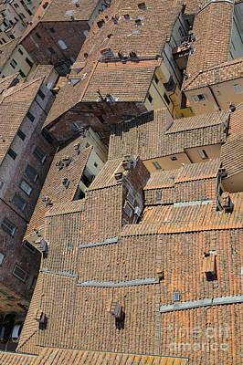 Lucca Italy Art Print