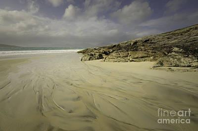 Luskentyre, Isle Of Harris Art Print by Nichola Denny