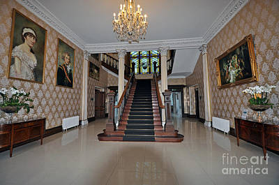 Lyrath Estate Hotel Art Print