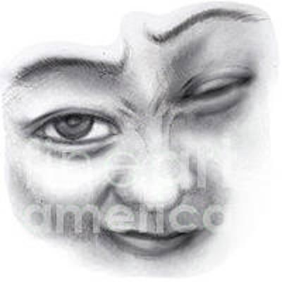 Digital Art - Magic Face by Champion Chiang