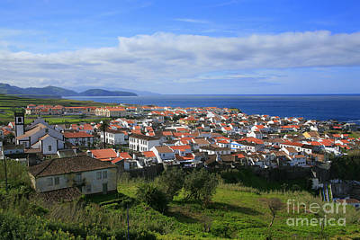 Maia - Azores Islands Art Print