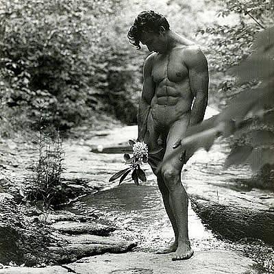 Photograph - Male Nude Art by Jake Hartz