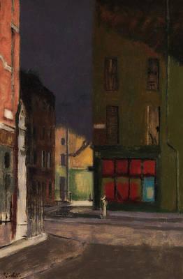 Painting - Maple Street, London by Walter Richard Sickert