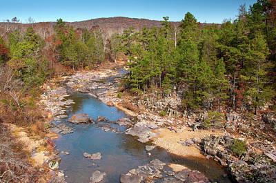 Photograph - Marble Creek by Steve Stuller