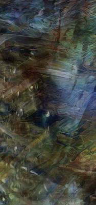 Marbleize Art Print by James Piazza