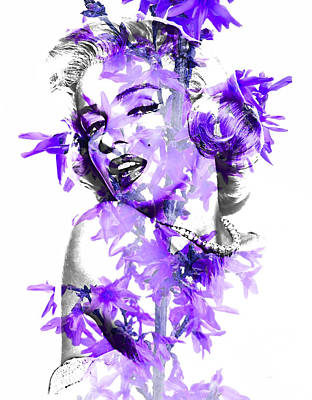 Mixed Media - Marilyn Monroe Collection by Marvin Blaine