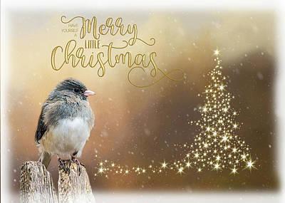 Photograph - Merry Christmas by Cathy Kovarik