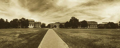Photograph - Mississippi State University by Pixabay