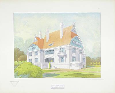 Inv Painting - Modern Design by Max Joseph