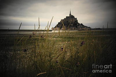 Photograph - Mont St Michel by Therese Alcorn