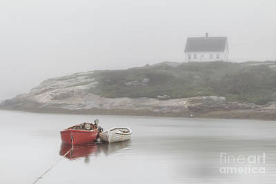 Photograph - Moody Harbor by Karin Pinkham