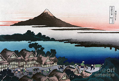 Photograph - Mount Fuji by Granger