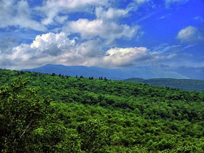 Photograph - Mount Greylock by Raymond Salani III