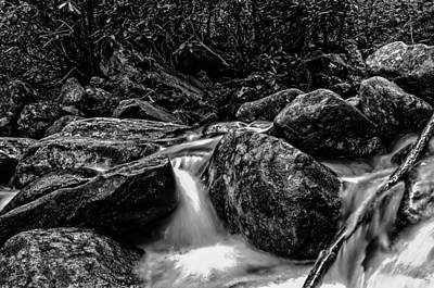 Bath Time Rights Managed Images - Mountain Streams Royalty-Free Image by Alex Grichenko