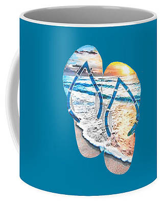 Painting - Mug by Herb Strobino