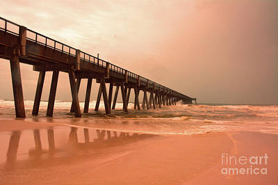 Photograph - Navarre Beach by Janice Spivey
