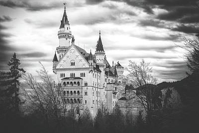 Photograph - Neuschwanstein Castle by Unsplash