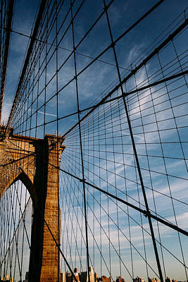 Photograph - New York City - Brooklyn Bridge by Thomas Richter