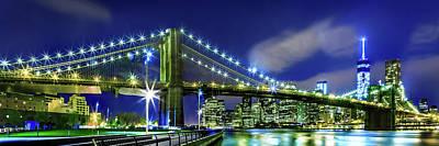 Photograph - New York City Skyline by Az Jackson