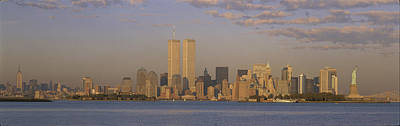 Historic Site Photograph - New York Ny by Panoramic Images