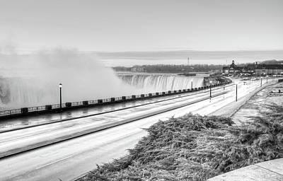 Photograph - Niagara Falls by Nick Mares