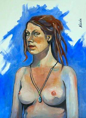 Nicole Original by Ray Agius