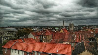 Photograph - Norwich by Pedro Fernandez