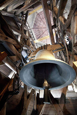 Photograph - Notre-dame Bell by John Magyar Photography