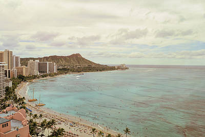 Photograph - Oahu's Curve by JAMART Photography