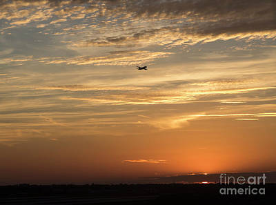 Photograph - O'hare Airport by Jim West