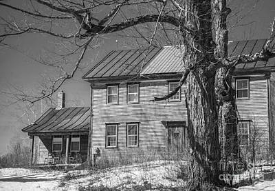 Photograph - Old House by Alana Ranney