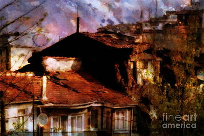 Art Print featuring the photograph Old Istanbul by Dariusz Gudowicz