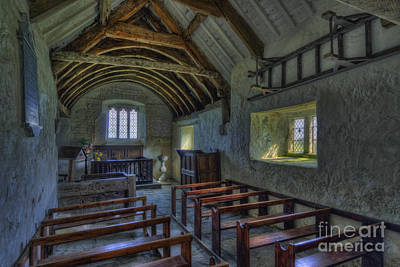 Photograph - Olde Country Church by Ian Mitchell