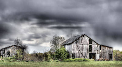 Photograph - Ominous  by JC Findley