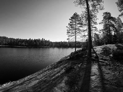 Thomas Kinkade - One morning after sunrise by Jouko Lehto