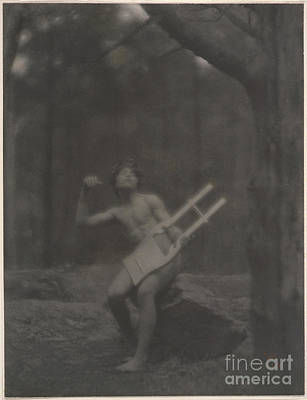 Suggestive Photograph - Orpheus, F. Holland Day, 1907 by Science Source