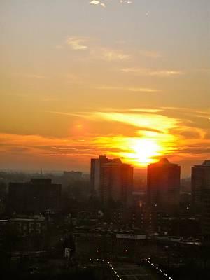 Photograph - Ottawa Sunrise by Stephanie Moore