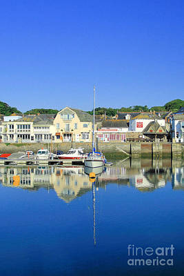 Kernow Photograph - Padstow by Carl Whitfield