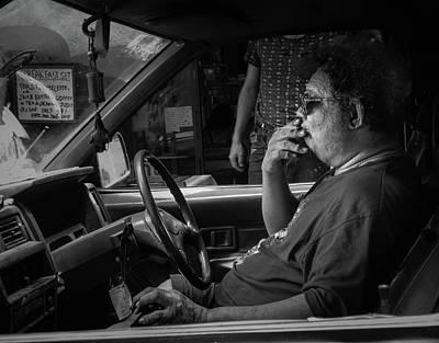 Photograph - Solemn Blues by Paki O'Meara