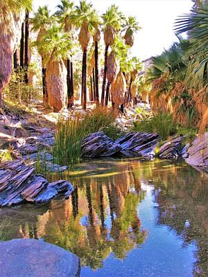 Photograph - Palm Springs by Lisa Dunn
