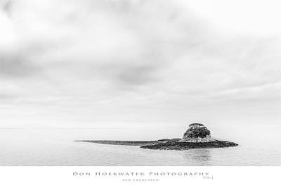 Photograph - Rat Rock Island by PhotoWorks By Don Hoekwater