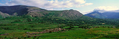 Panoramic View Of Healy Pass, Cork Art Print by Panoramic Images