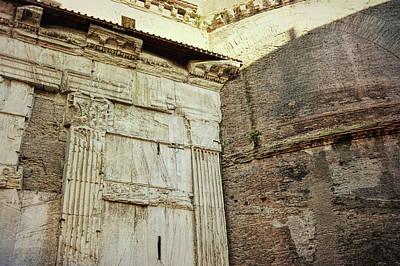 Photograph - Pantheon Textures by JAMART Photography