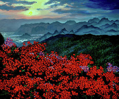 Painting - Paradise by Stan Hamilton