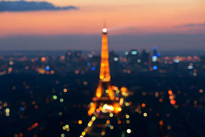 Photograph - Paris  by Songquan Deng