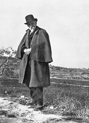 Photograph - Paul Cezanne (1839-1906) by Granger